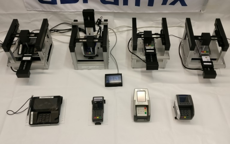 The Product Line of POS-CNC Testers